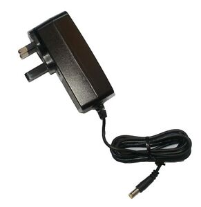 REPLACEMENT POWER SUPPLY FOR THE YAMAHA PSR-175 KEYBOARD ADAPTER UK 12V