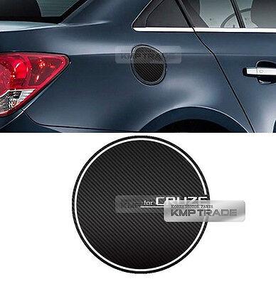 Fuel Tank Door Cap Cover Carbon Decal Sticker for CHEVROLET 2010-2016 Olrando