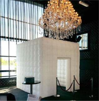 Cherish Photo Booth Melbourne - Inflatable booth hire  Melbourne CBD Melbourne City Preview