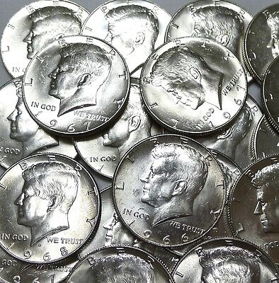 All Silver Estate Coin Lot   Kennedy Barber Wwii  6 Coins Total   Great Price