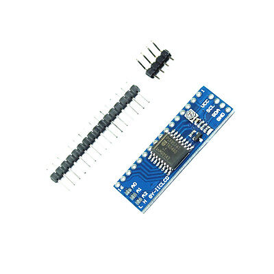 1x 5v Iici2c Serial Interface Board Module For 1602 Lcd Display High Quality