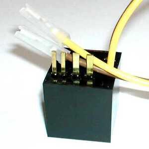 mini cube qt module renault scenic ii megane 2 temic window motor regulator ebay. Black Bedroom Furniture Sets. Home Design Ideas