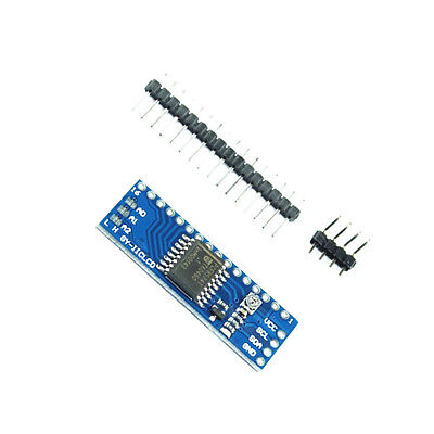 5v Iici2c Serial Interface Board Module For Arduino 1602 Lcd Display