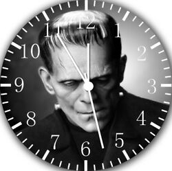 Frankenstein Frameless Borderless Wall Clock For Gifts or Home Decor E20