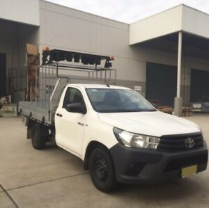 **TRAFFIC CONTROL UTES AVAILABLE FOR HIRE** Tullamarine Hume Area Preview