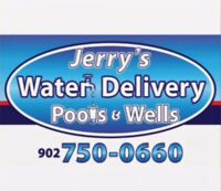 Bulk Water Delivery (pools and wells)