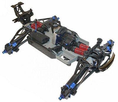 Traxxas E-Revo Brushless Chassis 1/8 -- komplett -- Neuware