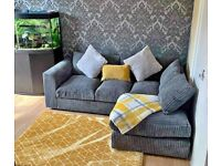 *FREE DELIVER*BRAND NEW DYLAN JUMBO CORD CORNER OR 3+2 SEATER SOFA SET AVAILABLE IN STOCk