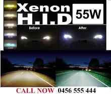 HID XENON CONVERSION KIT 55W FOR ALL CAR MODELS Sunnybank Brisbane South West Preview