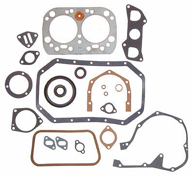John Deere 420 430 440 Full Engine Gasket Set New Free Shipping