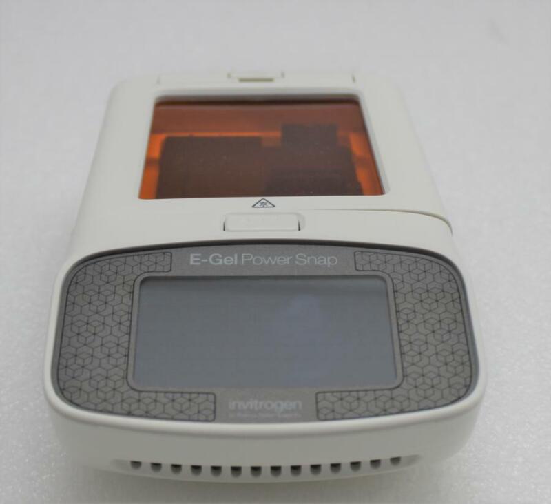 Invitrogen E-Gel Power Snap Electrophoresis Device