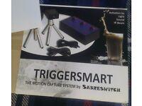 Triggersmart Kit Full Kit NEW - Trigger with sound, motion, light