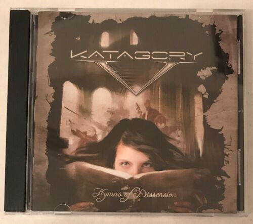 Katagory V - Hymns Of Dissension Nightmare Records Like New  - $9.99