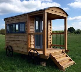 Shepherd hut, glamping pod, home office, shed, extra room