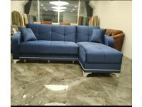 SALE UP-TO 20% OFF ON NEW SULTAN CORNER SOFA BED AVAILABLE NOW IN STOCK