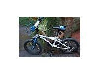 boys appollo stunt king bike