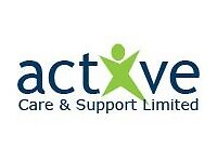 CARE WORKERS REQUIRED. Wembley, London