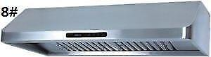 Crown under cabinet range hood(Hotte de cuisine)  from $199(new) City of Montréal Greater Montréal image 8