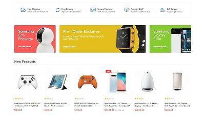 Online Shopstore Shopping Cart Ecommerce Website Free Host Ssl Install