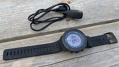Suunto Ambit3 Vertical HR GPS Running Hiking Watch Black - NO Strap