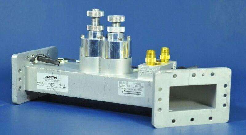 396 Astex Waveguide, 2.45 Ghz Coupling, Amat Hdp Cvd Magnetron D13604