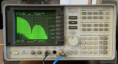 Hp 8562a Spectrum Analyzer 1khz - 22ghz