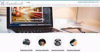 Realizzazione Sito Web Aziendale Con Grafica Personalizzata - No Canone Mensile - canon - ebay.it