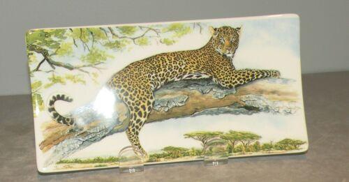New Letter Tray  Safari Pattern GIEN