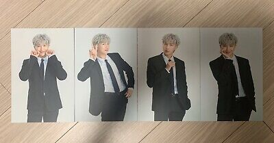 BTS 'Bang Bang Con the Live' [RM] Photo Set (4pc) + Case