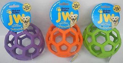 JW Pet Company 31231 HOLEE Hol-Ee Roller Medium Dog Pet -