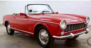 Wanted: Fiat******1500 cabriolet WANTED