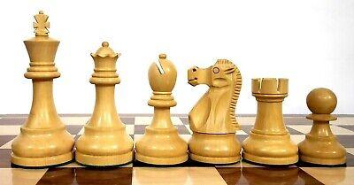 Juego de piezas de ajedrez-ponderado Sheesham Madera3.8