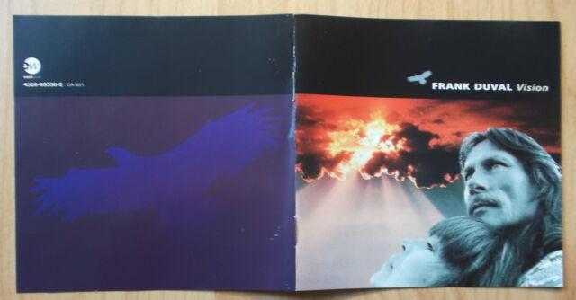 FRANK DUVAL  CD: VISION