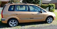 2001 Mazda Premacy Hatchback Morpeth Maitland Area Preview