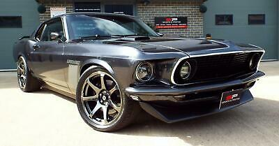 1970 Ford Mustang 4.6 V8 SVT Supercharged Terminator
