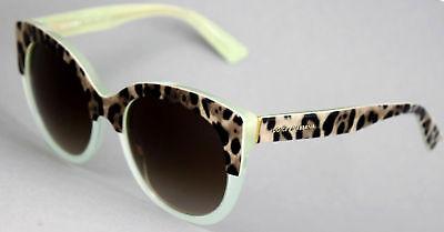 Dolce&Gabbana Sonnenbrille DG4259 2950/13 Gr 56 Insolvenz BS 112 T94