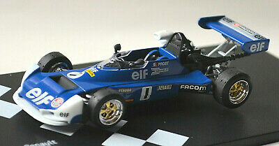 Renault MK20 Formule Renault Gordini R 16L Onze 1977 1 Alan Prost 1:43 solido