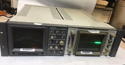 Leader Lbo-5860a Waveform Monitor Tektronix 1725 Palntse Vectroscope L5