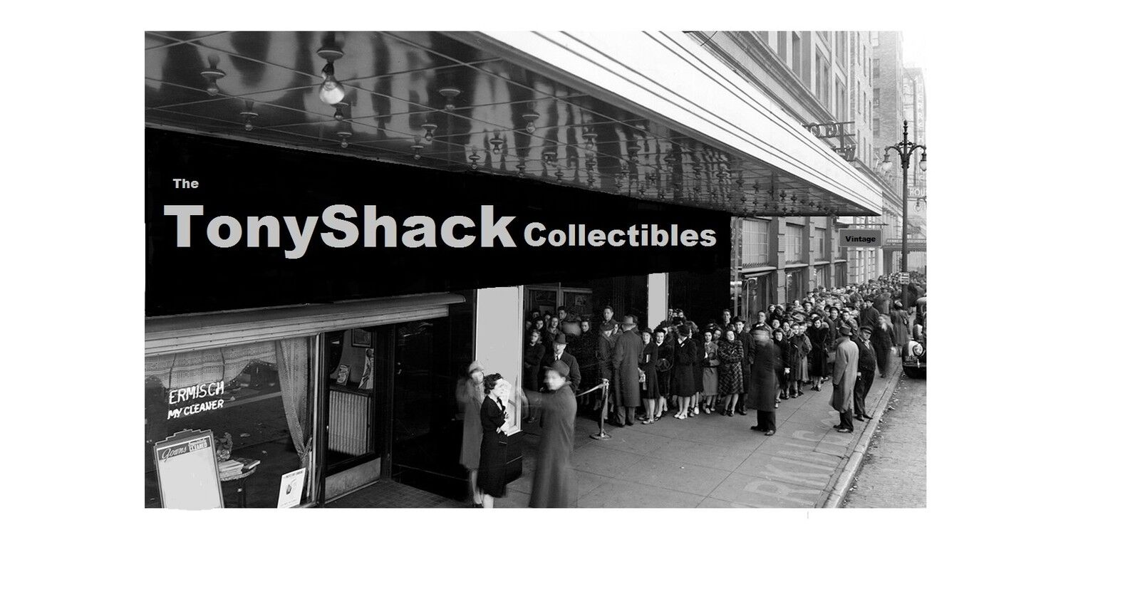 TonyShack Collectibles and Vintage