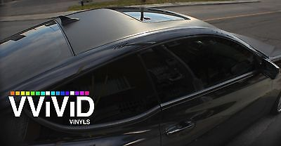 Vvivid 4D Black Carbon Fiber vehicle wrapping vinyl 2