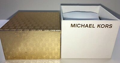 Michael Kors Authentic Empty Jewelry Gift Box ONLY No Jewelry Excellent Cond](Jewelry Gift Boxes Michaels)