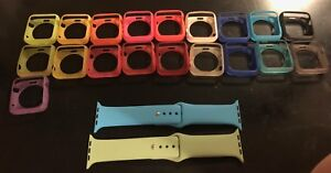 Apple Watch Straps and Bumpers