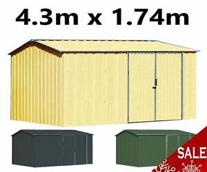 Garden Shed 4.3m x 1.74m x 2m (New Model)-- Dandenong South Greater Dandenong Preview