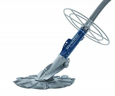 Hayward DV4000 Inground/Above Ground Automatic Swimming Pool Cleaner with Hose
