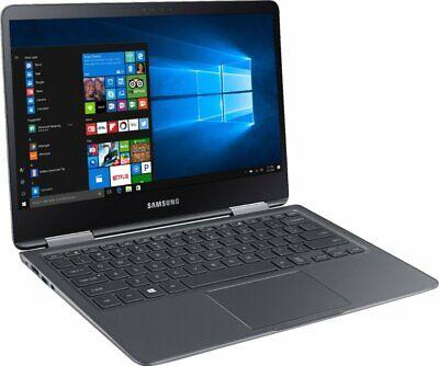 "Samsung Notebook 9 Pro 13.3"" Laptop i7-8550u 8GB 256GB SSD 1080P TOUCH FPR 5800"