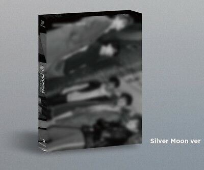 DAY6 - MOONRISE [Silver Moon ver.] CD+2Photocards+Tracking no.