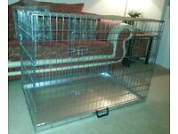 Brand New X Large Dog Cage Still in the Box