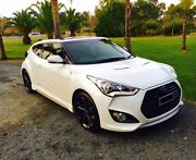 Hyundai Veloster turbo Frankston South Frankston Area Preview