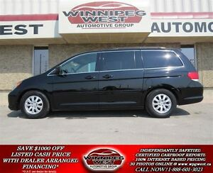 2010 Honda Odyssey EX-L 7 PASSENGER, ROOF, LEATHER, POWER DOORS!