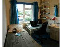 Single bedroom in Harrow.